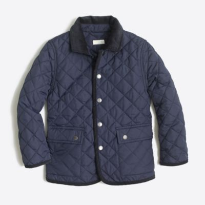 Boys' barn jacket