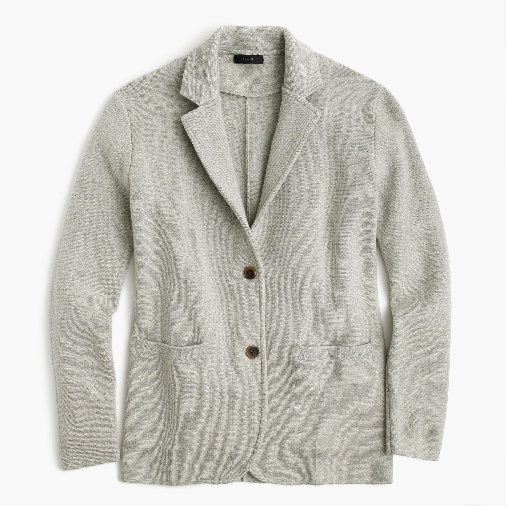 Merino Wool Sweater-Blazer : Women's Sweaters | J.Crew