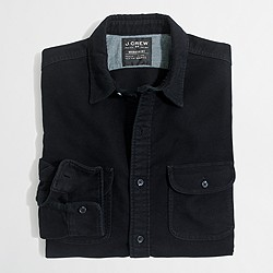 Moleskin workshirt