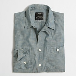 Chambray workshirt