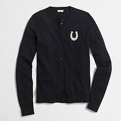 Horseshoe Caryn cardigan sweater