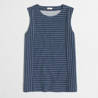 Multistriped tank top