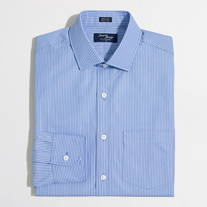 Striped Thompson dress shirt