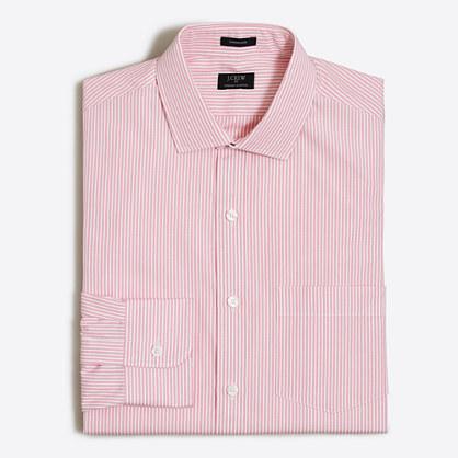 Striped Thompson dress shirt