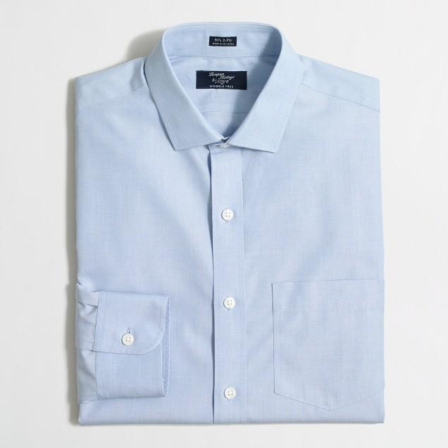 Wrinkle-free Voyager dress shirt