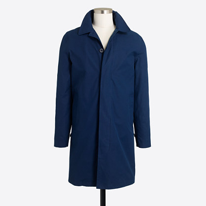 Thompson water-resistant trench coat