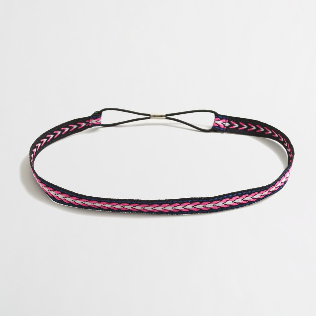 Rope headband
