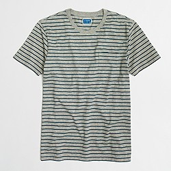 Slim striped T-shirt