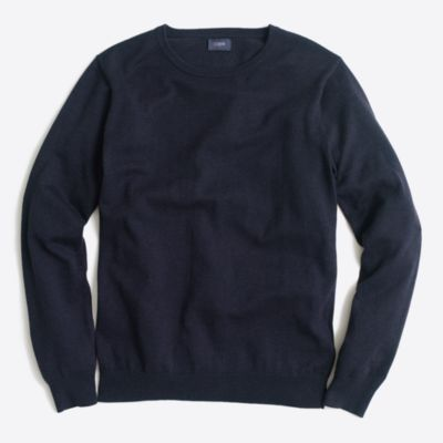 Harbor cotton crewneck sweater factorymen sweaters c