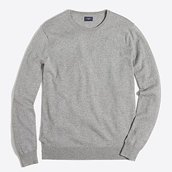 Tall harbor cotton crewneck sweater