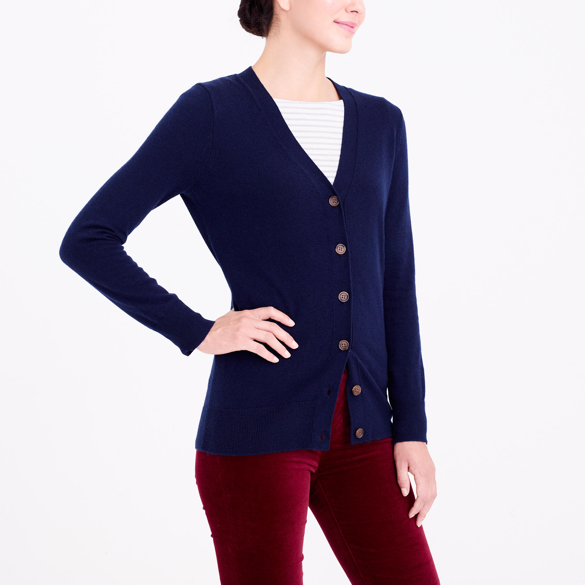 V-neck cardigan sweater : FactoryWomen cardigans & shells | Factory