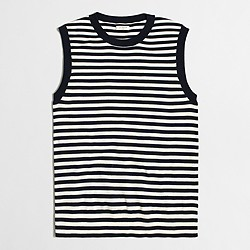 Factory striped Caryn shell