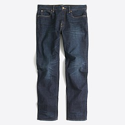 Stretch Sutton jean in walker wash