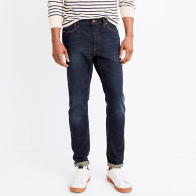 Stretch Sutton jean in walker wash factorymen flex collection c