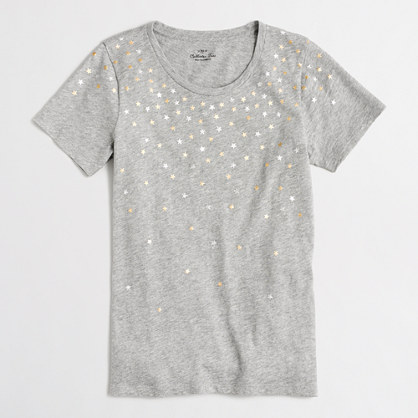 Falling stars collector T-shirt