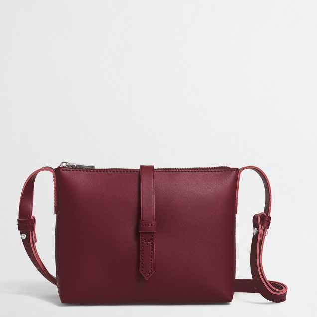 Ryann crossbody bag in leather