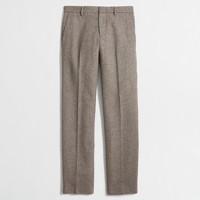 Slim Thompson suit pant in bird's-eye wool