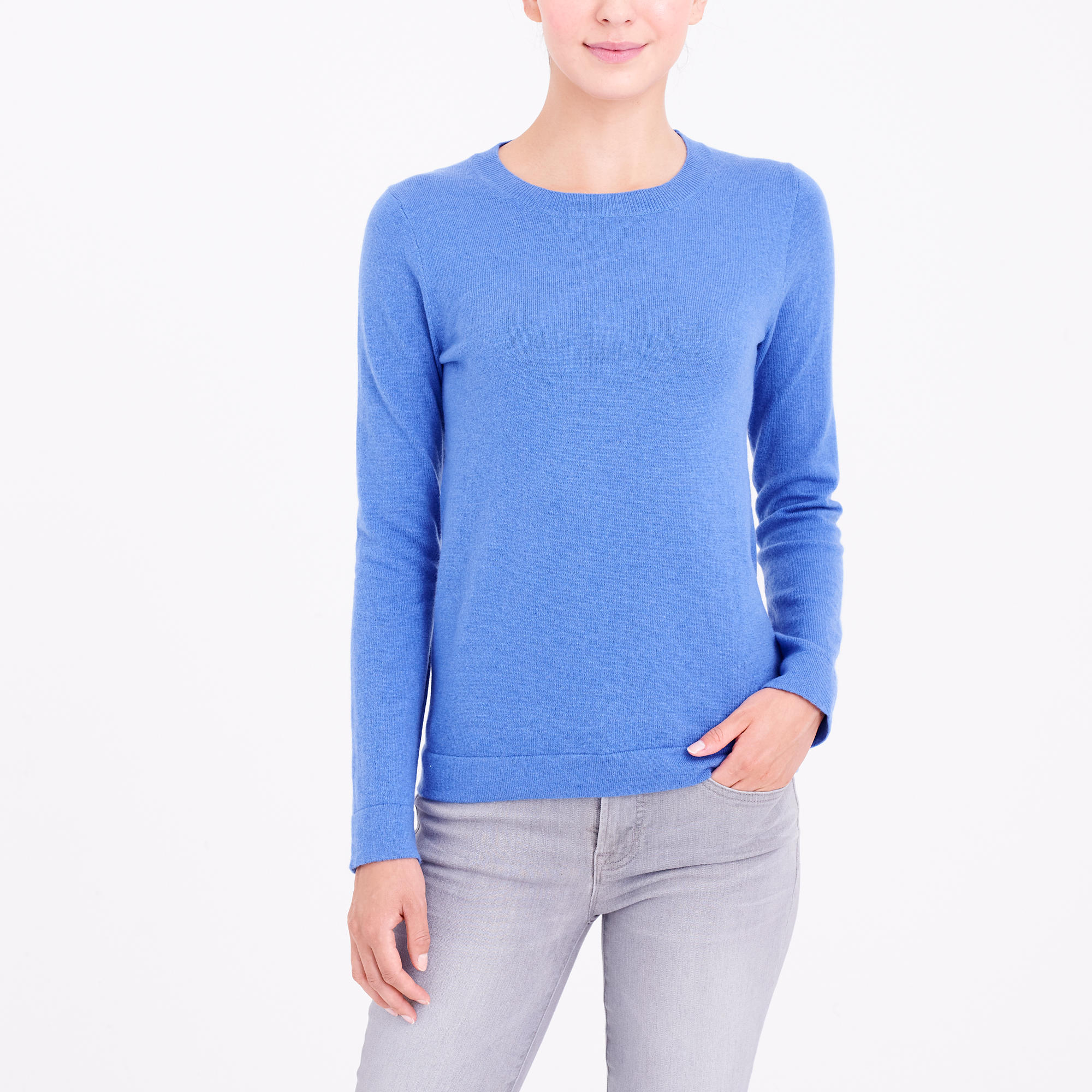 Cotton-wool Teddie sweater : FactoryWomen Pullovers | Factory