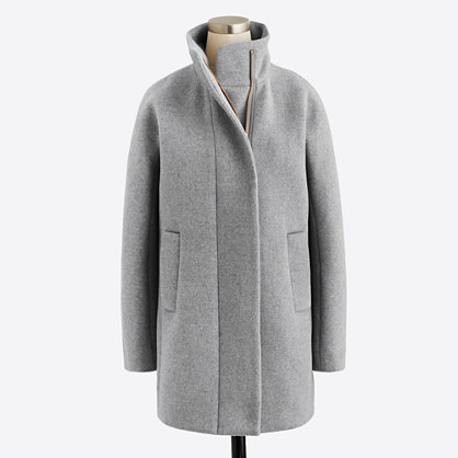 Petite city coat