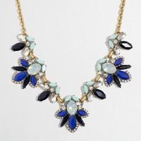 Petal gems necklace