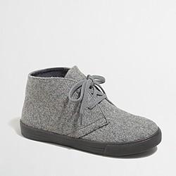 Boys' wool Calvert sneakers