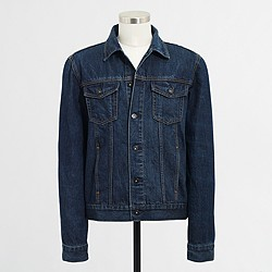 Leroy wash denim jacket