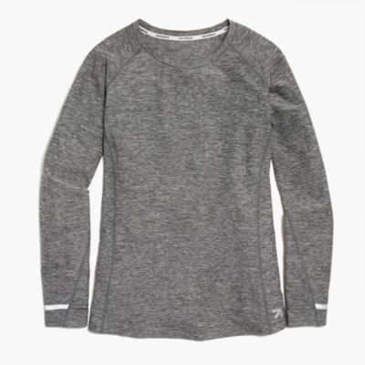 New Balance® for J.Crew in-transit long-sleeve T-shirt   search