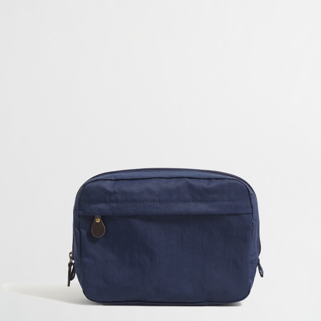 J.Crew Factory Camden Travel Kit