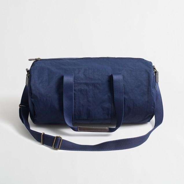 J.Crew Factory Camden Duffel Bag