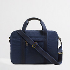 J.Crew Factory Camden Laptop Bag