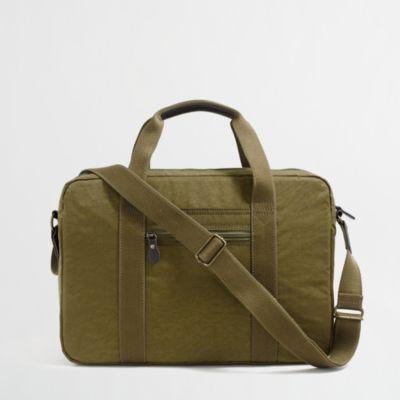 J.Crew Factory Camden Laptop Bag