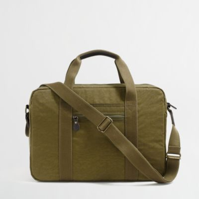 J.Crew Factory Camden Laptop Bag in Green or Navy
