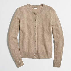 Factory cashmere cardigan sweater