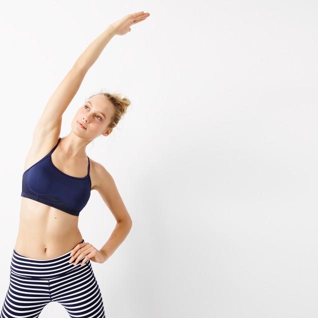 New Balance® for J.Crew sports bra