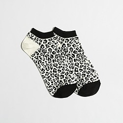 Factory jaguar tennie socks