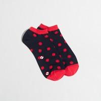 Apple tennis socks