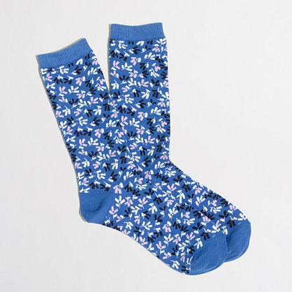 Firecracker trouser socks