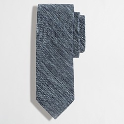Speckled tie