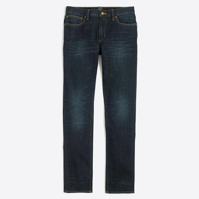 Stretch Driggs jean in walker wash