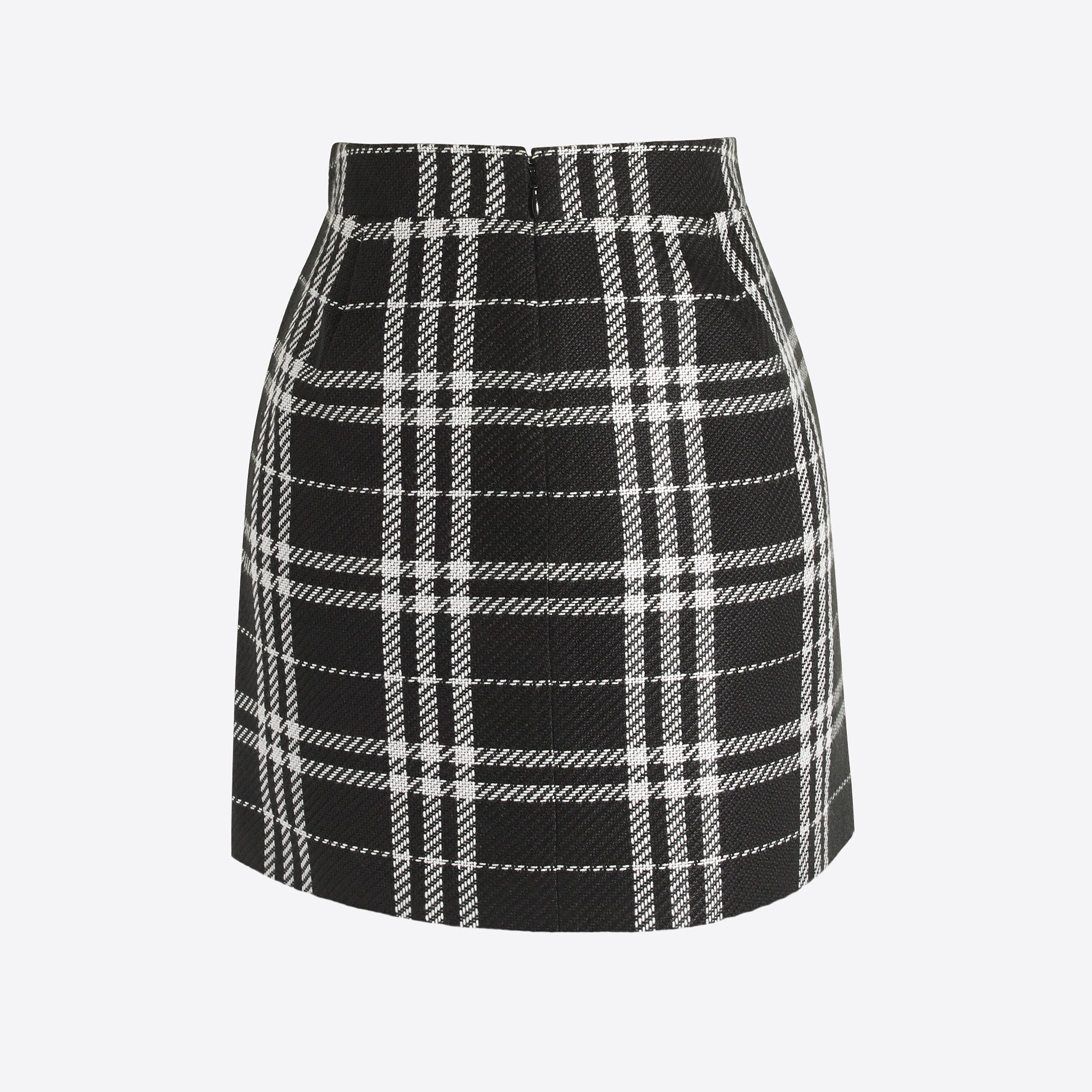 Plaid mini skirt : mini | J.Crew Factory