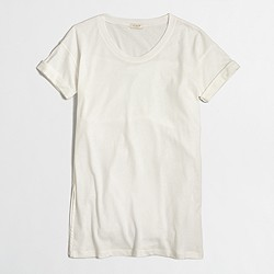 Factory tunic T-shirt