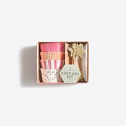 Meri Meri™ pink cupcake kit