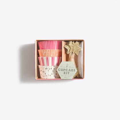 Kids'  Meri Meri™ pink cupcake kit