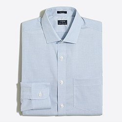 Slim flex wrinkle-free Voyager dress shirt