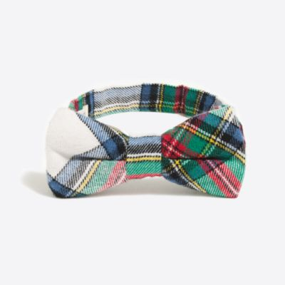 Boys' flannel bow tie   search