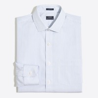 Striped flex wrinkle-free Voyager dress shirt