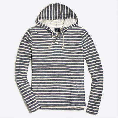 Striped hoodie factorymen sweatshirts c
