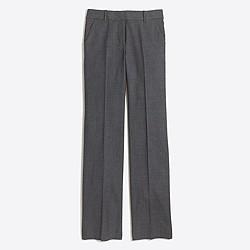 Wool trouser