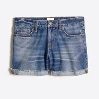 Denim short in Lexi wash
