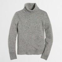Donegal turtleneck sweater